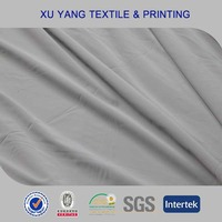 Dye Lycra Breathable nylon swimwear solid white fabric