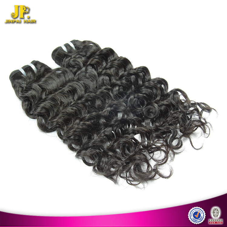 JP Hair Fresh Hair Material Unprocessed Soft Brazilian Virgin Hair