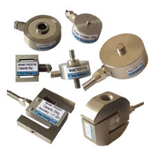 500kg Miniature Threaded In Line Load Cell sensor