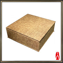 Cheap Fabric Covered Gift Boxes /Jewelry boxes Supplier