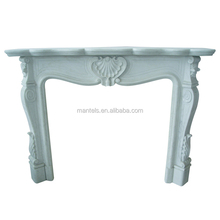 Fireplace Manufacturers White Marble Antique Fire Surround