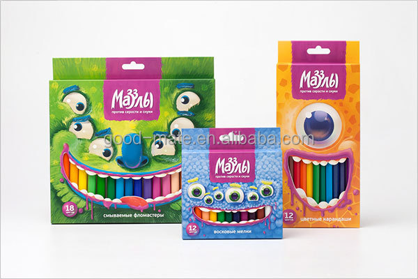 The Muzzles Creative stationary Packaging Printing