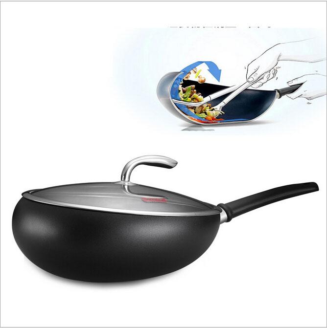 hot multifonction boomerang wok buy boomerang wok. Black Bedroom Furniture Sets. Home Design Ideas