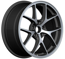 New!Hot-seller black car alloy wheel rims export to the world 19 inch (ZW-P461)