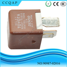 Made in Japan high quality original genuine auto parts denso toyota 12v electric automobile relay