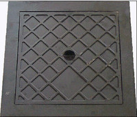 Cast Iron Manhole Covers 50X50