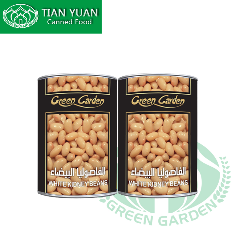 China factory good quality canned white kidney beans