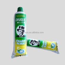 Custom inflatable 3D toothpaste for promotion