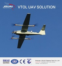 VTOL fixed wing drone hd EO/IR camera