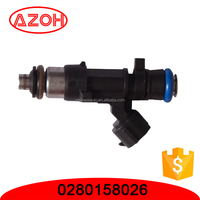 Car engine accessories 3 bar 60 g/min auto fuel nozzle engine nozzle OEM. 0280158026 BOSCH