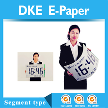 E-ink e-paper display,FPC base Flexible e-paper display