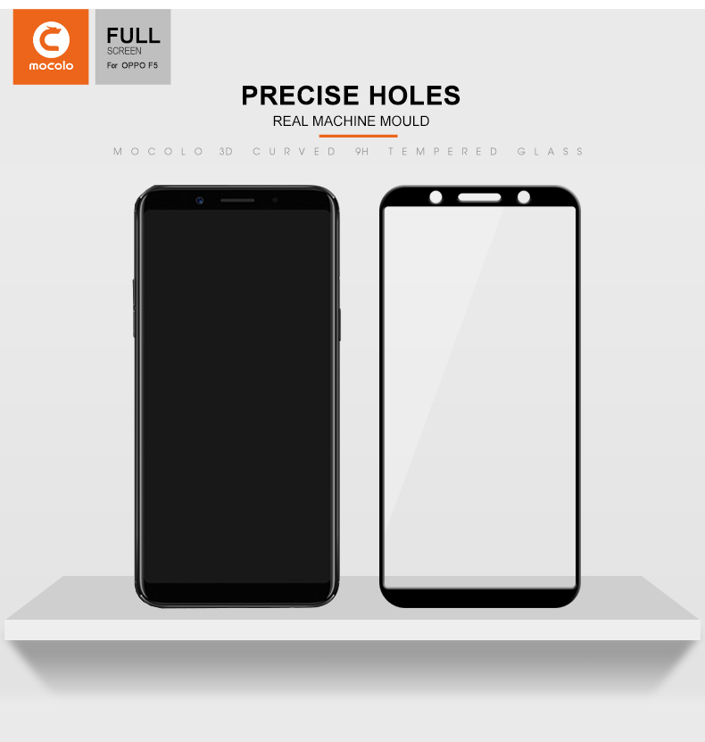 mocolo Tempered glass for oppo F5 (10)