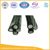 Bare ACSR messenger Aluminum Conductor Aerial Bundled Cable