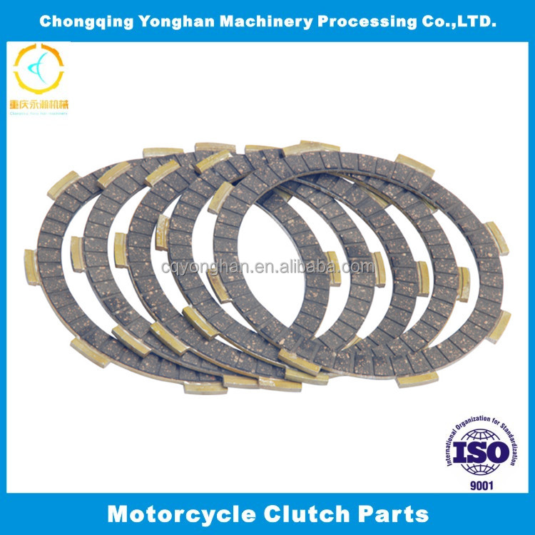 CG125 3.0mm thickness Best Price Friction Disc Clutch Plate For Motorcycle Engine Parts