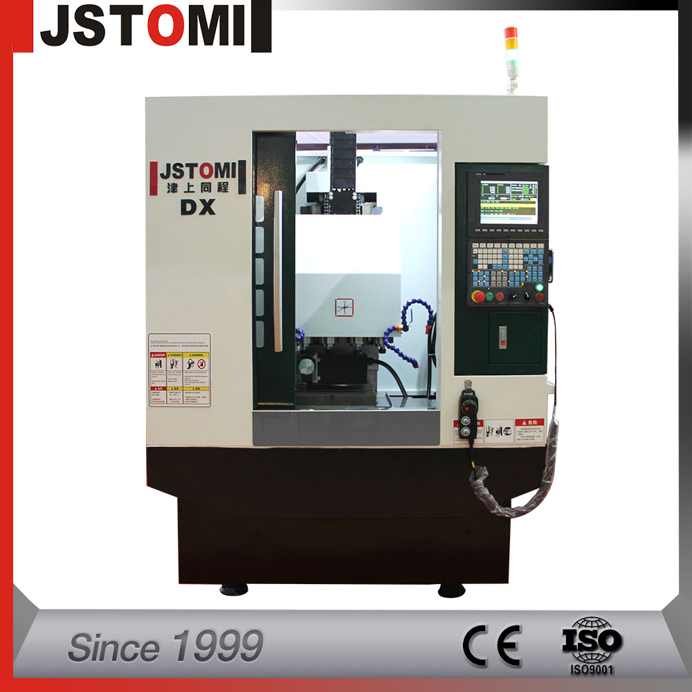 China Jstomi High Speed Vertical Drilling and Tapping CNC Milling Machine