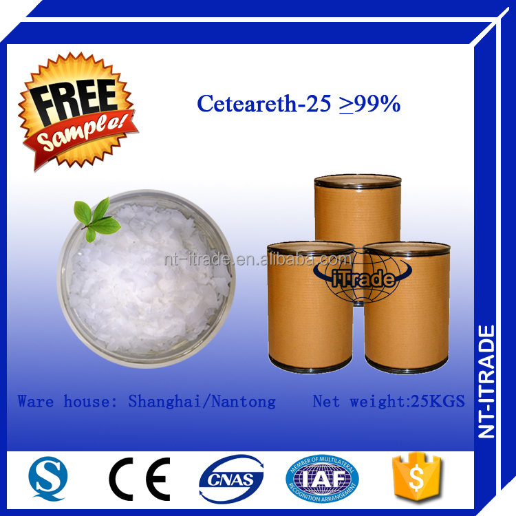 Good Quality Ceteareth25 Used as Oils Active Ingredients with best quality and low price