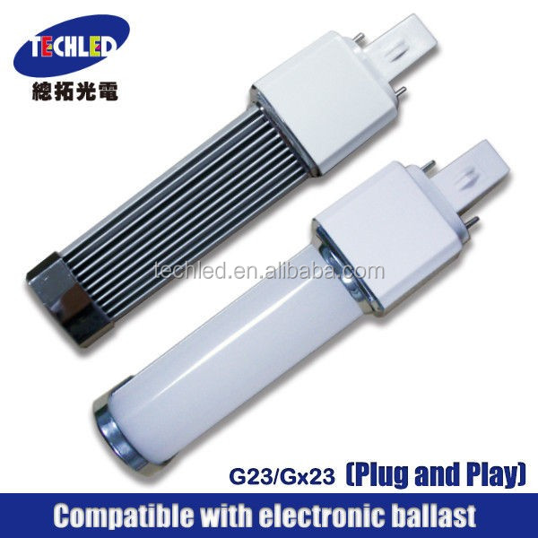 Led 4pin PL Light compatible ballast (Support dimming function) fluorescent lamp