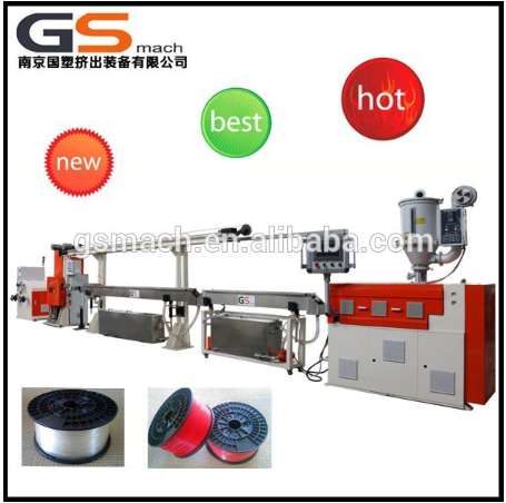 PLA and ABS 3d printer plastic filament extruder machine