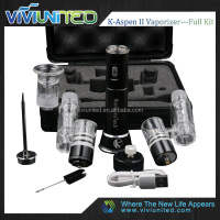 The dabbing rig 18mm viviunited new design 510nail pro full kit three in one kit