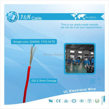 insulated copper wire prices/varnish insulated wire/PVC insulated electric wires 450/750V