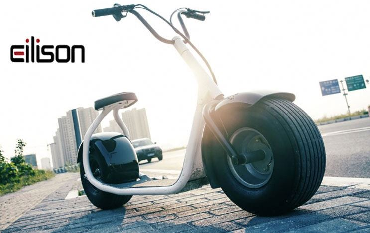 NEW CONCEPTION wisking scooter electric bicycle