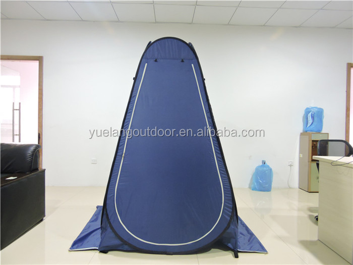 Foldable changing room pop up dres tent toilet shower