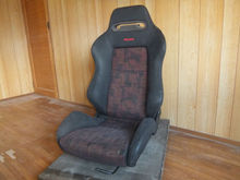 USED JDM SEAT FOR CAR MITSUBISHI RECARO BRIDE EVOLUTION EVO VERSION 4 CN9A