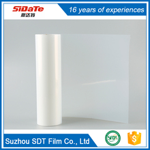 Eco-Solvent Film Water-proof PM 9 Inkjet Pet Eco-Solvent Film Rolls