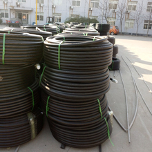 High quality PE100 Black pn10 32mm 50mm hdpe water pipe reliance hdpe pipe price list