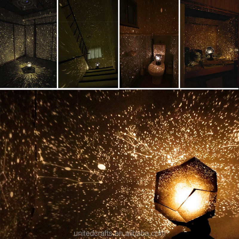 Home Decor Romantic Astro Star Sky Projection Cosmos Night Light Lamp It Buy Night Light Stars