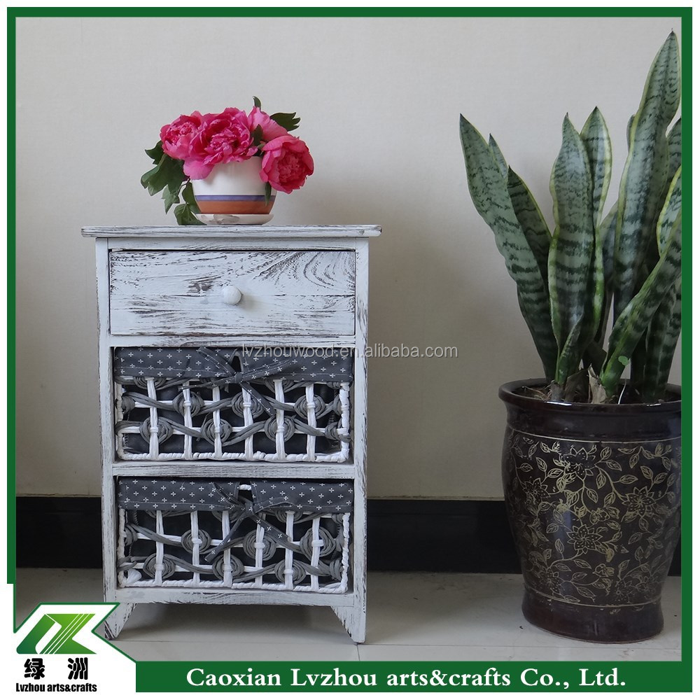 China Antique Wooden Storage Cabinet in Home Furniture