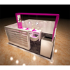 Factory Custom New Design Beauty Hair Salon Reception Desk