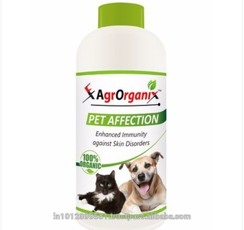 Natural, Organic &Herbal Remedy for Animals against skin disorders