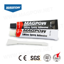 Magpow Heat Resistant Conductive AB Part Epoxy Adhesive For Ceramics