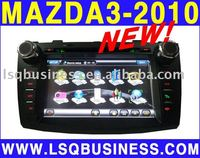 car dvd gps for new mazda 3, dual zone/ Canbus steering/cdc/ pip/ ipod/ tv/ radio/ bt, hot