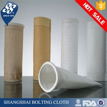 nomex dust filter bag, bag filter cost price for air