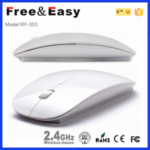 Enjoyshop Lowest price 2.4GHz USB Wireless Scroll Wheel Optical Mouse Mice for Laptop PC DIY