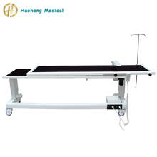 Radiolucent Image Integrated Operating Table