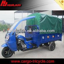 semi-cabin tricar taxi for sale with tent