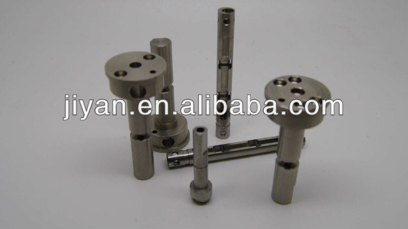 Stainless steel auto lathe parts Precision lcd tv parts supplier