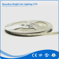 5050 Waterproof ip65 RGB 60led UL certificate 12v battery powered led strip light