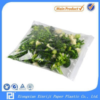 2015 New Frozen Food Shopping Bag with Zipper