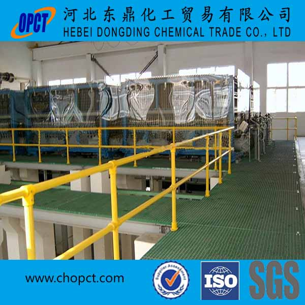frp grating - used as stair step, step cover