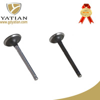 Motorcycle spare parts manufacturer wholesale high quality engine valve