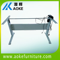 single motor height Adjustable Portable Laptop Desk