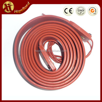 Flexible Silicone Rubber Heated Mat/Plate/Pad/Sheet for Machinery