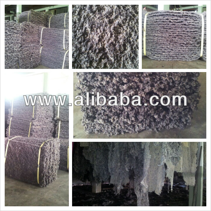 Natural Crepe Rubber