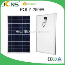 solar panel price philippines imported solar cell poly solar panel with flash test
