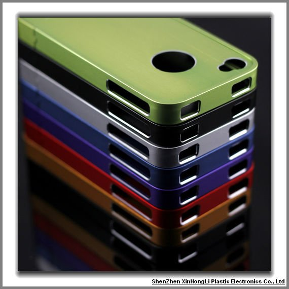 New design with high quality aluminum mobile phone cases for iphone 4s Cell phone cases