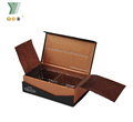 Manufactures handmade custom luxury paper chocolate packaging gift box